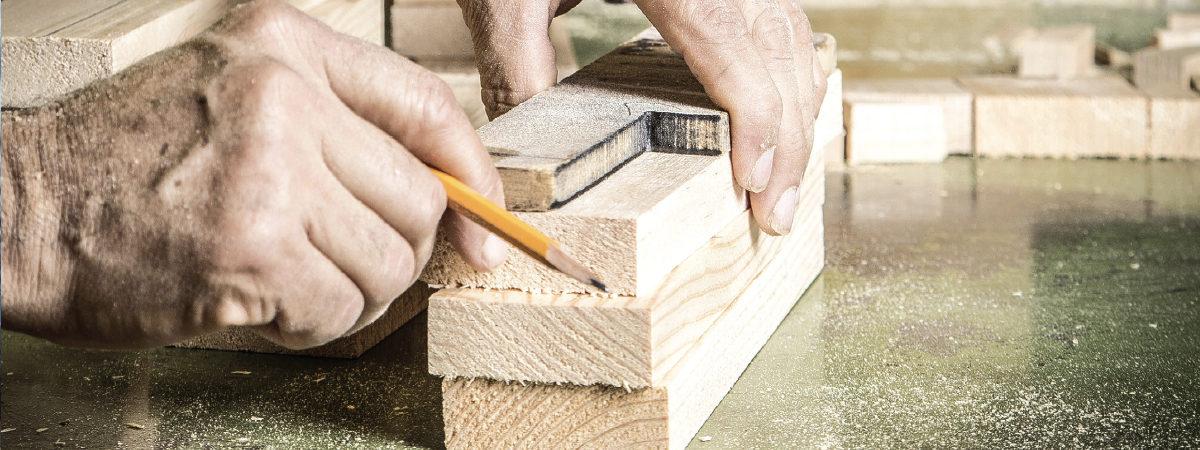 Tømrerarbeider